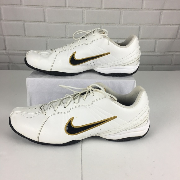 Converger Tomar medicina apenas  Nike Shoes | Nike Air Affect Iii Leather Sneakers Shoes Mens 4 | Poshmark
